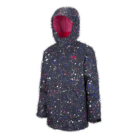 e8417e5b2 Under Armour Girls' ColdGear® Infrared Powerline Insulated Winter Jacket |  Sport Chek