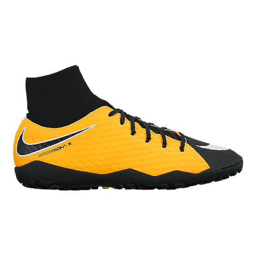 huge selection of 0d8c2 a1192 Nike Men's HypervenomX Phelon III DF Turf Indoor Soccer ...
