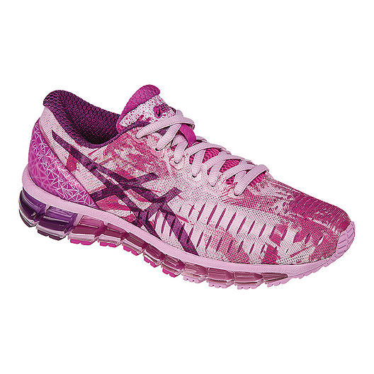 huge selection of c701e f6c81 ASICS Women s Gel Quantum 360 Running Shoes - Pink Pattern   Sport Chek