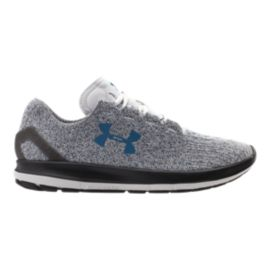 Under Armour Men's SpeedForm® Slingride Running Shoes - Heather Grey/Blue/Black