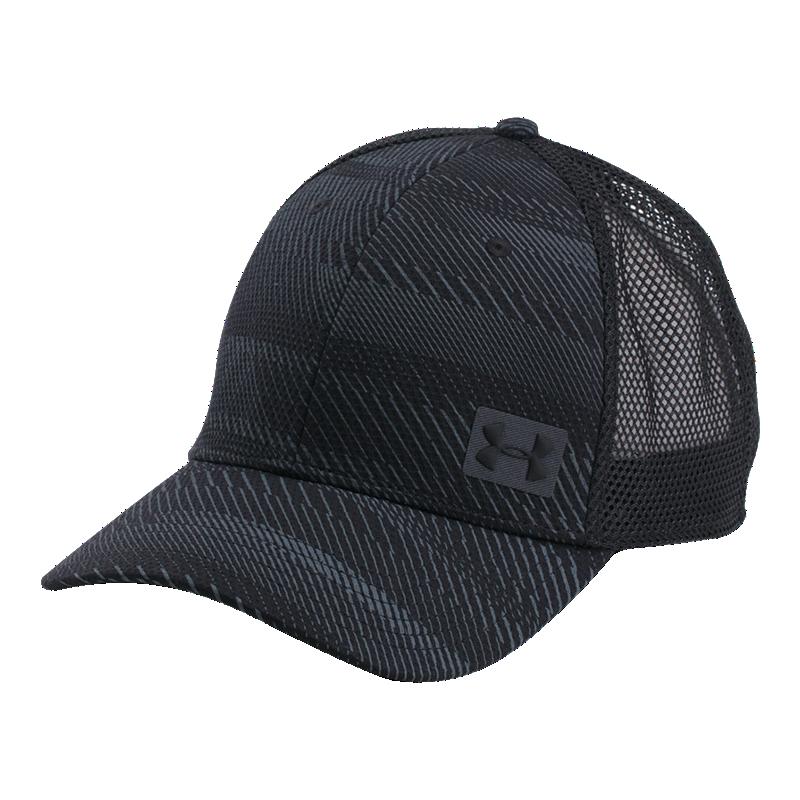 Under Armour Men s Blitz Snapback Trucker Hat  977d8ad858ee