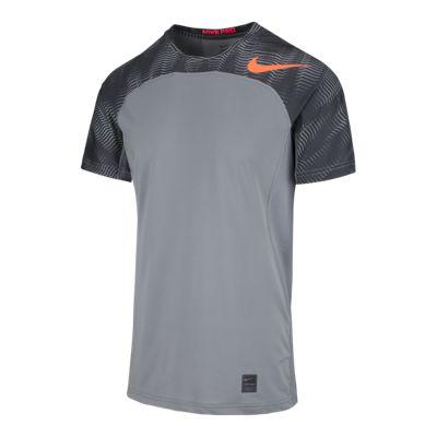 Nike Men's Pro Hypercool Fitted Short Sleeve Shirt