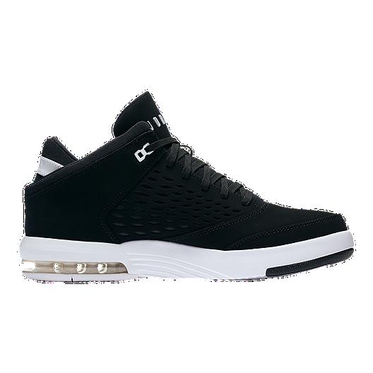 new product 613d2 3dfc3 Nike Men's Jordan Flight Origin 4 Basketball Shoes - Black ...