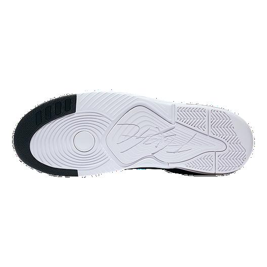 new product 76716 a217c Nike Men's Jordan Flight Origin 4 Basketball Shoes - Black ...