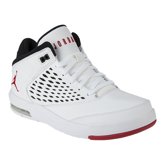 finest selection c799e 55fbf Nike Men's Jordan Flight Origin 4 Basketball Shoes - White ...