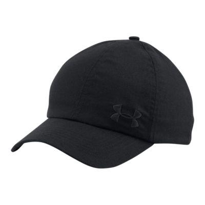 Under Armour Women's Solid Black Hat