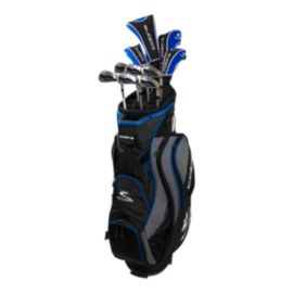 Cobra Men's XL Blue Package Set