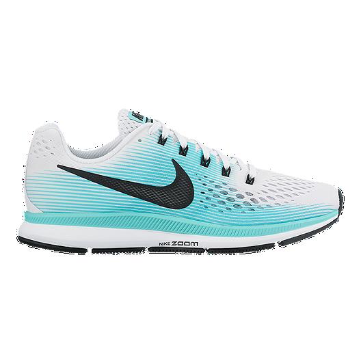 Nike Women's Air Zoom Pegasus 34 Running Shoes White