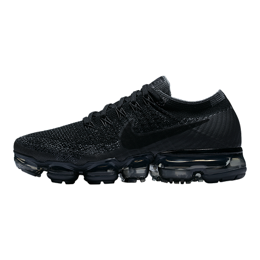 the best attitude c5856 7aae9 Nike Women's Air VaporMax FlyKnit Running Shoes - Black ...