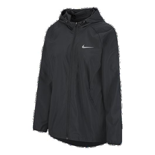 4de66d5687ff Nike Women s Essential Hooded Running Jacket