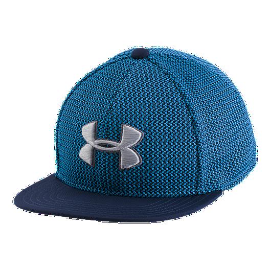 5334d11e498 Under Armour Boys  Twist Knit Snapback Hat