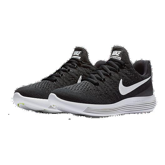 new styles 6cb39 43474 Nike Kids  Lunarepic Flyknit Grade School Shoes - Black White