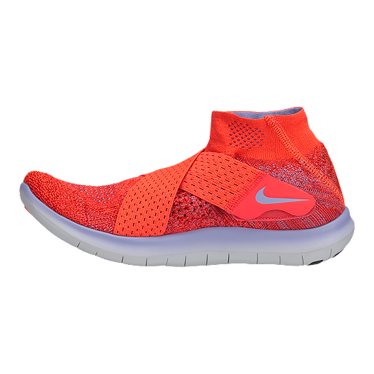 timeless design ab764 14cde Nike Women s Free RN Motion Flyknit 2017 Running Shoes - Red Purple. (0).  View Description