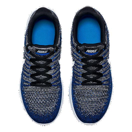 new concept 8a168 8c67d Nike Kids' Lunarepic Flyknit Grade School Shoes - Black ...