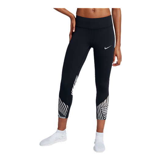 9d48fcbadecb1e Nike Women's Power Epic Lux Running Crop Tights | Sport Chek