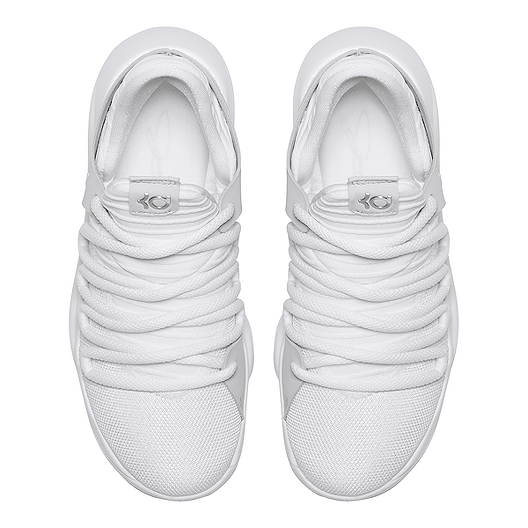389a8ea3f6d Nike Kids  Zoom KDX Grade School Basketball Shoes - White Chrome. (0). View  Description