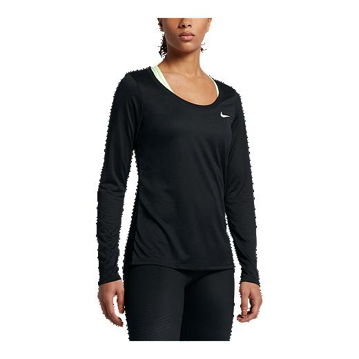 62f4f21c7 Nike Dry Women's Legend Training Long Sleeve Shirt | Sport Chek