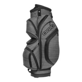 Ogio Press Cart Bag - Grey