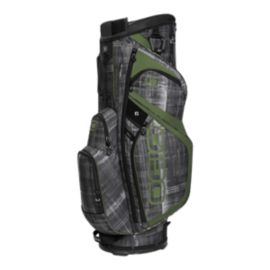 Ogio Silencer Cart Bag - Paranormal/Moss
