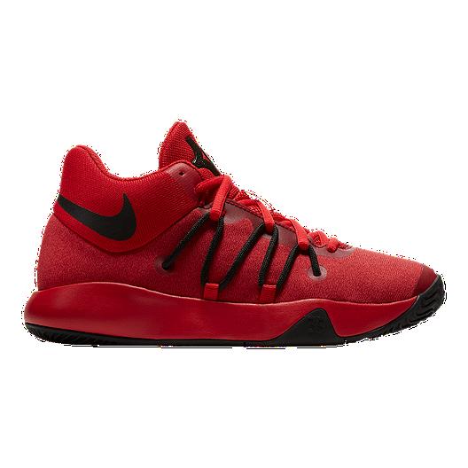 big sale 90ef0 8b568 Nike Kids  Trey 5 V Grade School Basketball Shoes - Red Black   Sport Chek