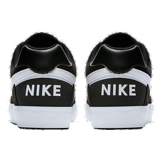 9b7a3e3852f1 Nike Men s SB Zoom Delta Force Skate Shoes - Black White. (8). View  Description