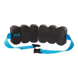 Tyr Aquatic Floation Belt - Black/Blue