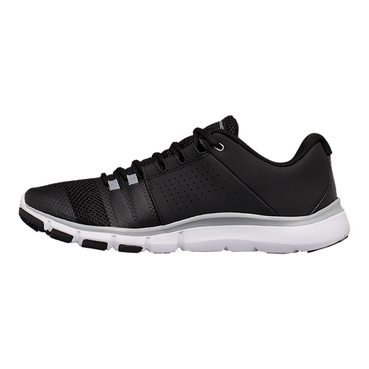 802dca47bfa Under Armour Men s Strive 7 2E Wide Width Training Shoes - Black ...