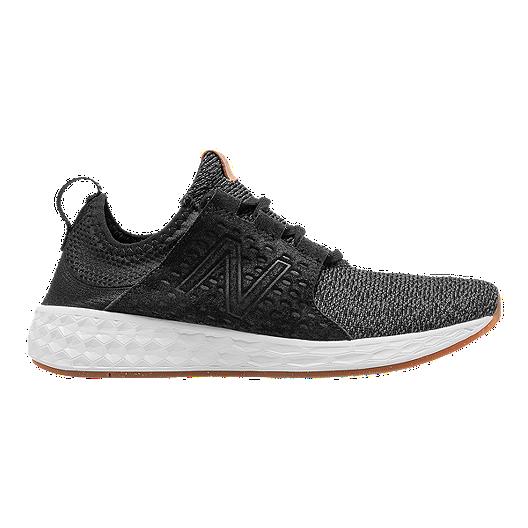 902be76454b4e New Balance Women's Fresh Foam Cruz Running Shoes - Black/Grey   Sport Chek