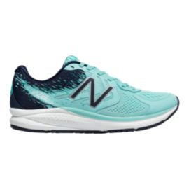 New Balance Women's Vazee Prism v2 Running Shoes - Green/Blue