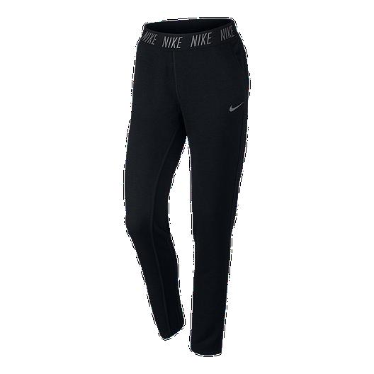 4f2639671cf90f Nike Dry Women's Tapered Fleece Training Pants | Sport Chek