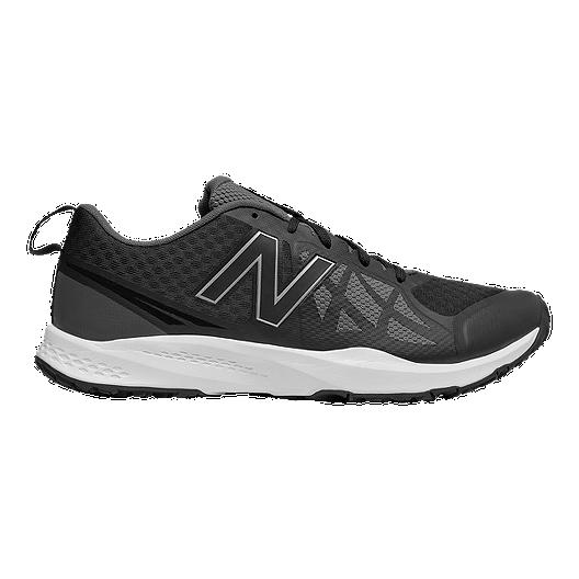 8defc2164bc2e New Balance Men's 777v2 Training Shoes - Black/White   Sport Chek