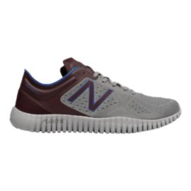 New Balance Men's 99v2 Training Shoes - Grey/Red
