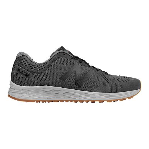 buy popular 7213b 9bd32 New Balance Men s Fresh Foam Arishi Running Shoes - Grey Black - MAGNET GREY