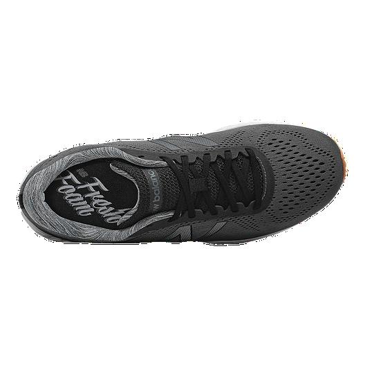 hot sale online ecca7 ce0a8 View Description. New Balance Men s Fresh Foam Arishi Running Shoes - Grey Black  - MAGNET ...