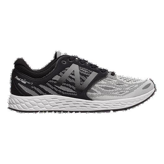 c7abbda240116 New Balance Men's Fresh Foam Zante v3 Running Shoes - White/Black   Sport  Chek