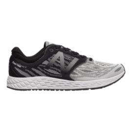 New Balance Men's Fresh Foam Zante v3 Running Shoes - White/Black