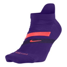 Nike Women's Performance Cushion No-Show Running Socks