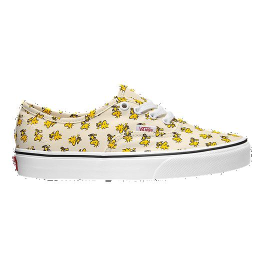 e8a2a2ad93 Vans Authentic Peanuts Shoes - Woodstock Bone