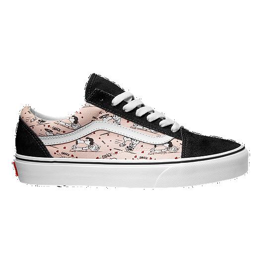 e9465b8d3491 Vans Old Skool Peanuts Shoes - Smack Pearl