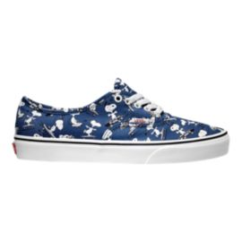 Vans Authentic Peanuts Shoes - Snoopy/Skating