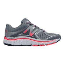 New Balance Women's 940v3 Running Shoes - Silver/Pink/Grey