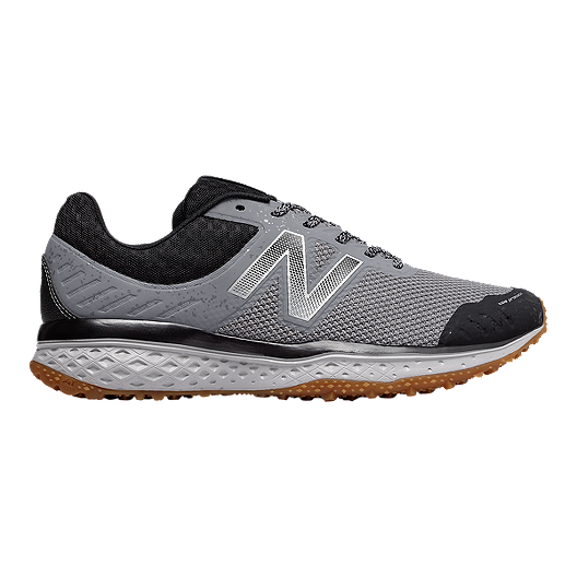 049d4badeb4 New Balance Men's MT620 V2 4E Extra Wide Width Trail Running Shoes - Grey/ Black | Sport Chek