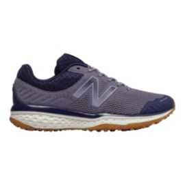 New Balance Women's 620v2 Trail Running Shoe - Purple/Navy