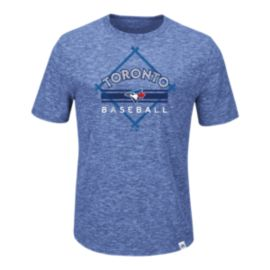 Toronto Blue Jays In The Beginning Slub T Shirt