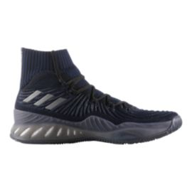 adidas Men's Crazy Explosive 2017 PK Basketball Shoes - Core Black/Ink