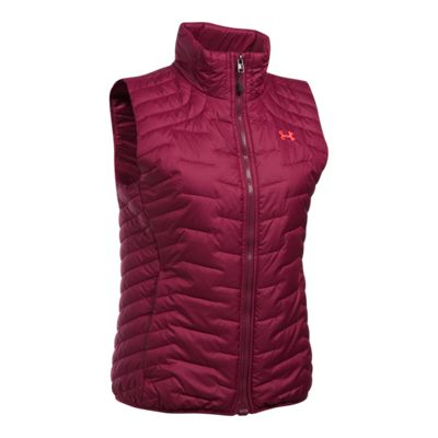 Under Armour Women's Cold Gear Reactor Insulated Vest