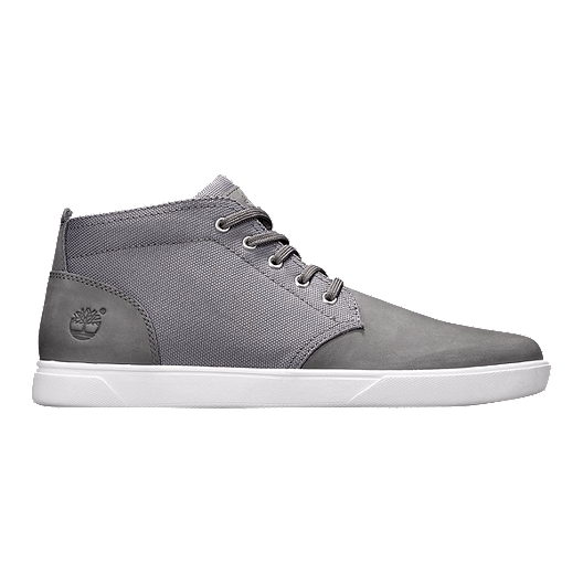 price remains stable hot-selling fashion factory outlet Timberland Men's Groveton Chukka Med Shoes - Grey/Cord