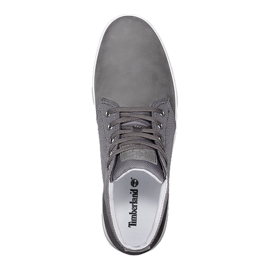 Timberland Men's Groveton Chukka Med Shoes GreyCord