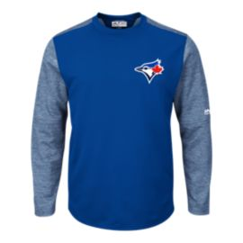 Toronto Blue Jays On Field Tech Fleece Sweater