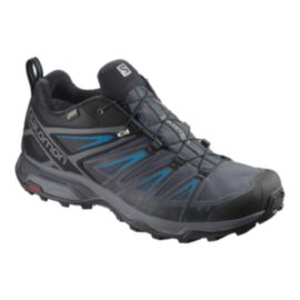 Salomon Men's X Ultra 3 GTX Hiking Shoes - Black/India Ink